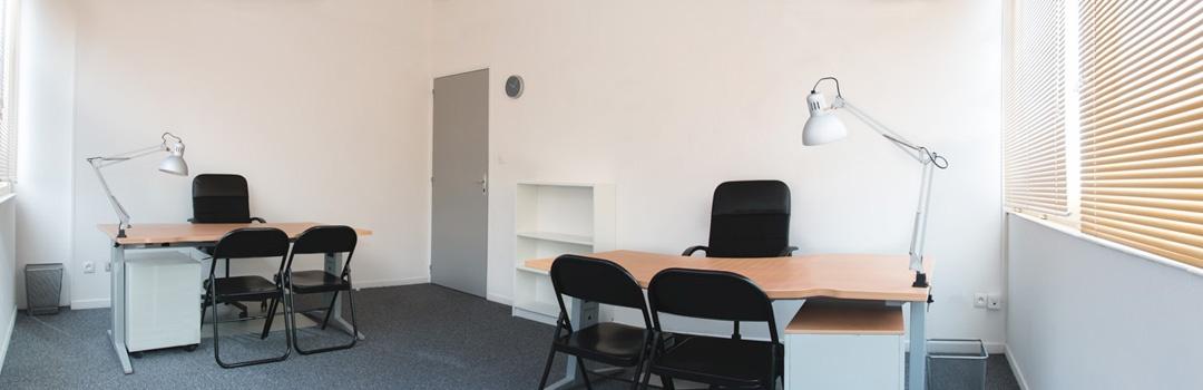 Location de bureaux - Centre d'Affaire du Mas des Rosiers on
